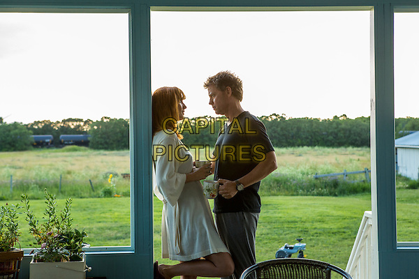 Kelly Reilly, Greg Kinnear<br /> in Heaven Is for Real (2014) <br /> *Filmstill - Editorial Use Only*<br /> CAP/NFS<br /> Image supplied by Capital Pictures
