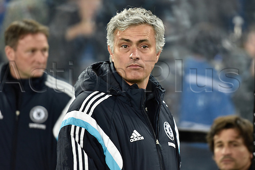 02.06.2015.  Sydney, Australia. Football Friendly. Sydney FC versus Chelsea FC. Chelsea coach Jose Mourinho before the game. Chelsea won the game 1-0.