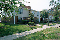 1992 May ..Assisted Housing..Park Terrace..EXTERIORS.MANAGER'S OFFICE...NEG#.NRHA#..