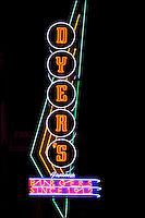 Memphis Tennessee - Memphis neon