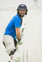 Picture by Allan McKenzie/SWpix.com - 05/04/2018 - Cricket - Yorkshire County Cricket Club Training - Headingley Cricket Ground, Leeds, England - Adam Lyth nets.