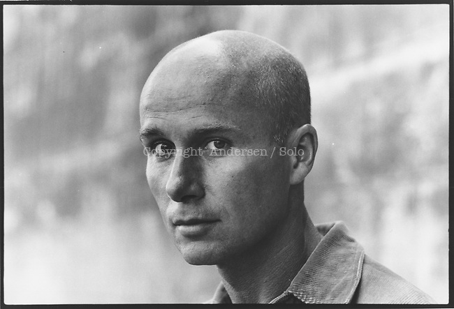Gabriel Matzneff, French writer in 1979.