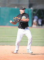 Mike Affronti of the Kane County Cougars during the Midwest League All-Star game.  Photo by:  Mike Janes/Four Seam Images