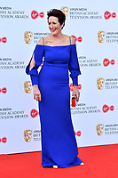 Fiona Shaw<br /> at Virgin Media British Academy Television Awards 2019 annual awards ceremony to celebrate the best of British TV, at Royal Festival Hall, London, England on May 12, 2019.<br /> CAP/JOR<br /> ©JOR/Capital Pictures