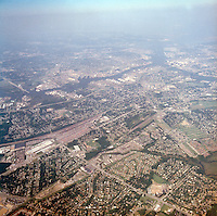 1998 September 05..Aerial..High altitude of census tracts around Elizabeth River in Portsmouth & Norfolk..Gene Woolridge.NEG# 11678 - 41.NRHA#..