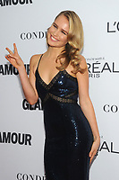BROOKLYN, NY - NOVEMBER 13: Sailor Brinkley Cook  at Glamour's 2017 Women Of The Year Awards at the Kings Theater in Brooklyn, New York City on November 13, 2017. <br /> CAP/MPI/JP<br /> &copy;JP/MPI/Capital Pictures