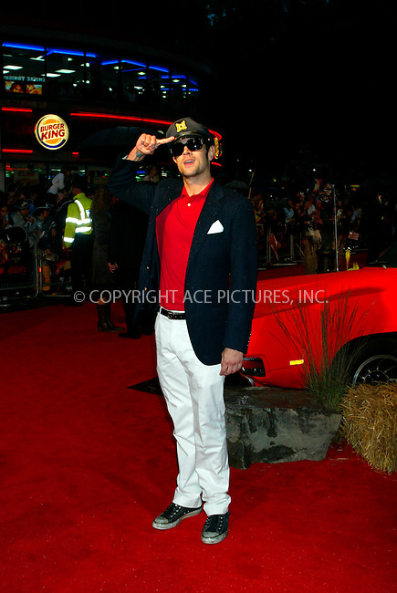 WWW.ACEPIXS.COM . . . . .  ... . . . . US SALES ONLY . . . . .....LONDON, AUGUST 22, 2005....Johnny Knoxville at the UK premiere of The Dukes of Hazzard at Vue Leicester Square.....Please byline: FAMOUS-ACE PICTURES-FAM15779... . . . .  ....Ace Pictures, Inc:  ..Craig Ashby (212) 243-8787..e-mail: picturedesk@acepixs.com..web: http://www.acepixs.com