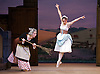 La Fille Mal Gardee<br /> choreography by Frederick Ashton <br /> music by Ferdinand Herold<br /> Arranged by John Lachbery<br /> Scenario by Jean Dauberval<br /> Design by Osbert Lancaster<br /> Lighting by John B Read<br /> Staging by Christopher Carr &amp; Grant Coyle<br /> Conducted by Barry Wordworth <br /> The Royal Ballet at the Royal Opera House, London, Great Britain <br /> 20th April 2012 <br /> <br /> General rehearsal <br /> <br /> Alastair Marriott (as Widow Simone)<br /> <br /> Laura Morera (as Lise)<br /> <br /> Ricardo Cervera (as Colas)<br /> <br /> David Pickering (as Thomas)<br /> <br /> Liam Scarlett (as Alain)<br /> <br /> Gary Avis (as Village Notary)<br /> <br /> James Wilkie (as Notary's Clerk)<br /> <br /> <br /> Photograph by Elliott Franks
