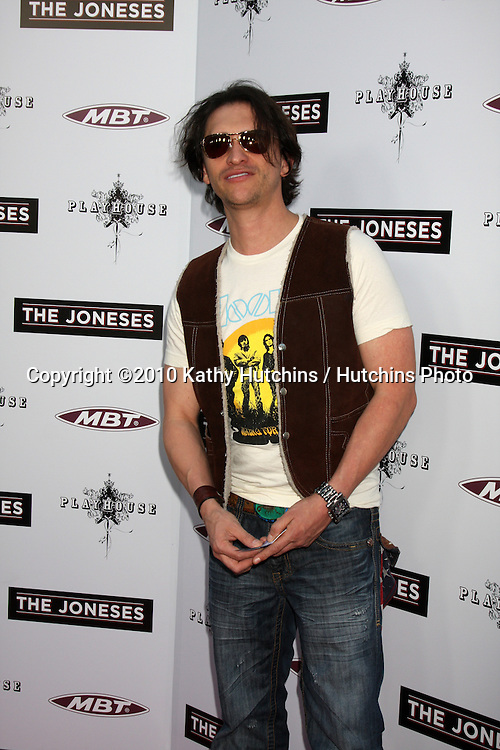 ".Clifton Collins Jr..arrives at ""The Joneses"" Premiere.ArcLight Theaters.Los Angeles, CA.April 7, 2010.©2010 Kathy Hutchins / Hutchins Photo..."