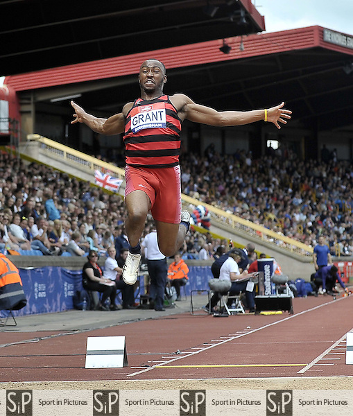 . British Athletics Championships. Alexander Stadium. Birmingham. UK. 26/06/2016. ~ MANDATORY CREDIT Garry Bowden/SIPPA - NO UNAUTHORISED USE - +447837 394578