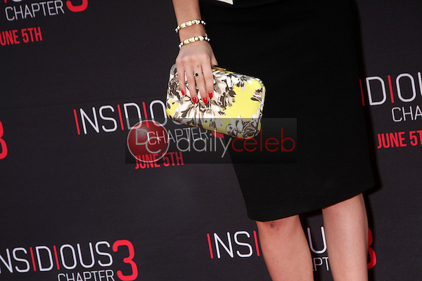 G. Hannelius at the &quot;Insidious Chapter 3&quot; Premiere, TCL Chinese Theater, Hollywood, CA 06-04-15<br /> David Edwards/DailyCeleb.com 818-249-4998