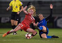 Washington Spirit vs Seattle Reign FC, September 30, 2017