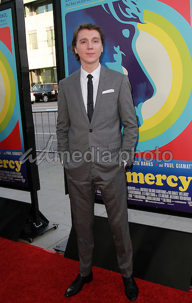 02, June 2015 - Beverly Hills, California -  Paul Dano arrives at the 'Love & Mercy' Los Angeles premiere at the Samuel Goldwyn Theater in Beverly Hills, California. Photo Credit: Theresa Bouche/AdMedia