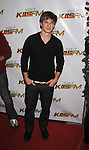 LOS ANGELES, CA. - December 05: Matt Lanter arrives at the KIIS FM's Jingle Ball 2009 at the Nokia Theatre L.A. Live on December 5, 2009 in Los Angeles, California.