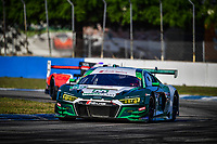 #29 MONTAPLAST BY LAND MOTORSPORT (USA) AUDI R8 LMS GT3 GTD DANIEL MORAD (CAN) CHRISTOPHER MIES (CAN) RICARDO FELLER (CHE)