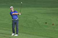 Mikko Korhonen (FIN) on the 3rd fairway during Round 1 of the Omega Dubai Desert Classic, Emirates Golf Club, Dubai,  United Arab Emirates. 24/01/2019<br /> Picture: Golffile | Thos Caffrey<br /> <br /> <br /> All photo usage must carry mandatory copyright credit (&copy; Golffile | Thos Caffrey)