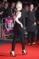 Emma Stone at the London Film Festival 2017 screening of &quot;The Killing of a Sacred Deer&quot; at Odeon Leicester Square, London, UK. <br /> 12 October  2017<br /> Picture: Steve Vas/Featureflash/SilverHub 0208 004 5359 sales@silverhubmedia.com