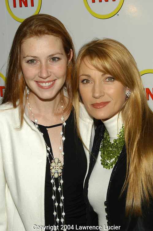 Katie Flynn and Jane Seymour