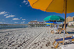 Beach scene, Myrtle Beach, SC