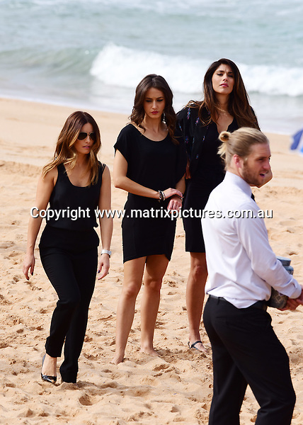 29 AUGUST 2016 SYDNEY AUSTRALIA<br /> WWW.MATRIXPICTURES.COM.AU<br /> <br /> Non EXCLUSIVE PICTURES<br /> Home &amp; Away filming Billys Funeral at Palm Beach with  Pia Miller, Ada Nicodemou, Alec Snow, Charlie Clausen, Phillipa Northeast, Matt Little, Raechelle Banno, Scott Lee, Orpheus Pledger, James Stewart, Isabella Giovinazzo and Ray Meagher.<br /> <br /> *No internet without clearance*.<br /> <br /> MUST CALL PRIOR TO USE <br /> <br /> +61 2 9211-1088. <br /> <br /> Matrix Media Group.Note: All editorial images subject to the following: For editorial use only. Additional clearance required for commercial, wireless, internet or promotional use.Images may not be altered or modified. Matrix Media Group makes no representations or warranties regarding names, trademarks or logos appearing in the images.