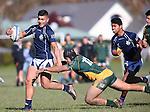 Press Cup: Waimea v St Andrews, Waimea College Saturday 31st  May 2014, Richmond, Nelson, New Zealand<br /> Photo: Evan Barnes/shuttersport.co.nz
