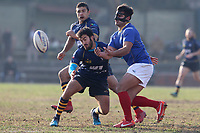 Rugby 2018 Central top 8 Stade vs PWCC