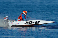 20-B  (Outboard Runabout)
