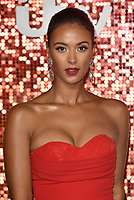 Maya Jama<br /> The ITV Gala at The London Palladium, in London, England on November 09, 2017<br /> CAP/PL<br /> &copy;Phil Loftus/Capital Pictures