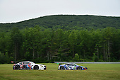 IMSA WeatherTech SportsCar Championship<br /> Northeast Grand Prix<br /> Lime Rock Park, Lakeville, CT USA<br /> Saturday 22 July 2017<br /> 25, BMW, BMW M6, GTLM, Bill Auberlen, Alexander Sims, 93, Acura, Acura NSX, GTD, Andy Lally, Katherine Legge<br /> World Copyright: Richard Dole<br /> LAT Images