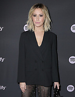 "07 February 2019 - Westwood, California - Ashley Tisdale. Spotify ""Best New Artist 2019"" Event held at Hammer Museum. <br /> CAP/ADM/PMA<br /> ©PMA/ADM/Capital Pictures"
