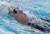 France's Camille Muffat swims during the women's 200 meters medley swimming semifinal, at the Swimming World Championships in Rome, 26 July 2009..UPDATE IMAGES PRESS/Riccardo De Luca