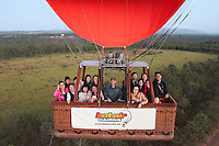 20140803 3rd August Hot Air Balloon Cairns
