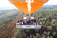 20161002 02 October Hot Air Balloon Cairns