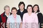 MEETING: Residents of Lissivigeen, Killarney, attended a meeting in Darby OGills, Killarney, on Tuesday relating to a roundabout being placed at their junction. L-r: Breda OConnor, Ardaneanig, Ina Corcoran, Cumeen, Sheila Healy, Ardaneanig, Kathleen Corcoran, Cumeen, and Grace OConnor, Ardaneanig..