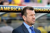 Photo before the match Brazil vs Ecuador, Corresponding Group -B- America Cup Centenary 2016, at Rose Bowl Stadium<br /> <br /> Foto previo al partido Brasil vs Ecuador, Correspondiante al Grupo -B-  de la Copa America Centenario USA 2016 en el Estadio Rose Bowl, en la foto: Dunga DT de Seleccion de Brasil<br /> <br /> <br /> 04/06/2016/MEXSPORT/Omar Martinez.