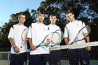 101018 Immaculata University - Sports Posters; Men's Basketball & Men's Tennis