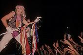 MOTLEY CRUE, LIVE,1985, NEIL ZLOZOWER