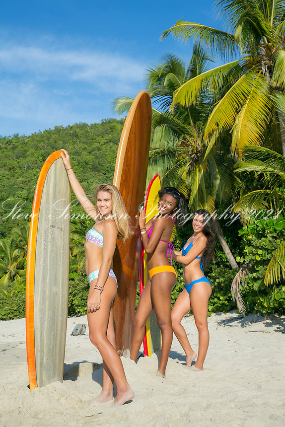 Surfer Girls<br />