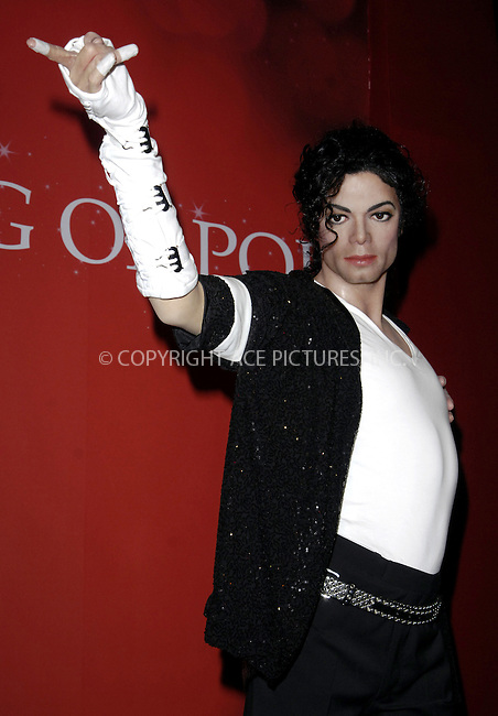 WWW.ACEPIXS.COM . . . . .  ..... . . . . US SALES ONLY . . . . .....July 9 2009, London....The unveiling of Michael Jackson's 13th waxwork at Madame Tussauds on July 9 2009 in London......Please byline: FAMOUS-ACE PICTURES... . . . .  ....Ace Pictures, Inc:  ..tel: (212) 243 8787 or (646) 769 0430..e-mail: info@acepixs.com..web: http://www.acepixs.com