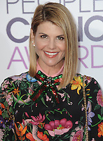 www.acepixs.com<br /> <br /> January 18 2017, LA<br /> <br /> Lori Loughlin arriving at the People's Choice Awards 2017 at the Microsoft Theater on January 18, 2017 in Los Angeles, California.<br /> <br /> By Line: Peter West/ACE Pictures<br /> <br /> <br /> ACE Pictures Inc<br /> Tel: 6467670430<br /> Email: info@acepixs.com<br /> www.acepixs.com