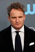 Jason Clarke attends the 23rd Annual Critics' Choice Awards at Barker Hangar in Santa Monica, Los Angeles, USA, on 11 January 2018. Photo: Hubert Boesl - NO WIRE SERVICE - Photo: Hubert Boesl/dpa /MediaPunch ***FOR USA ONLY***