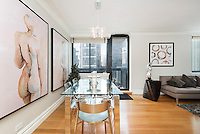 Dining Room at 250 East 40th Street
