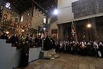 Bethlehem, Christmas at the Church of the Nativity