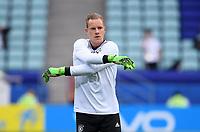 FUSSBALL FIFA Confed Cup 2017 Vorrunde in Sotchi 19.06.2017  Australien - Deutschland  Torwart Marc-Andre TER STEGEN (Deutschland) beim Aufwaermen