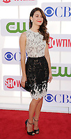 BEVERLY HILLS, CA - JULY 29: Emmy Rossum arrives at the CBS, Showtime and The CW 2012 TCA summer tour party at 9900 Wilshire Blvd on July 29, 2012 in Beverly Hills, California. /NortePhoto.com<br />