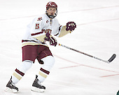 Tim Filangieri - The Boston College Eagles completed a shutout sweep of the University of Vermont Catamounts on Saturday, January 21, 2006 by defeating Vermont 3-0 at Conte Forum in Chestnut Hill, MA.