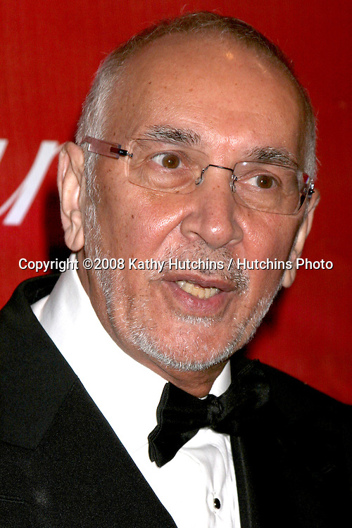 Frank Langella  arriving at the 20th Annual Palm Springs Film Festival Awards Gala at the Palm Springs Convention Center in Palm Springs, CA on .January 6, 2009.©2008 Kathy Hutchins / Hutchins Photo..                .