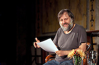 SLAVOJ ZIZEK, God Without the Sacred