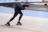SPEEDSKATING: ERFURT: 18-01-2018, SportNavigator, Saskia Alusalu (EST), photo: Martin de Jong