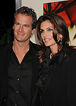 "LOS ANGELES, CA - NOVEMBER 15: Cindy Crawford and Rande Gerber attend ""The Descendants"" Los Angeles Premiere at AMPAS Samuel Goldwyn Theater on November 15, 2011 in Beverly Hills, California."